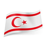 State flag of Northern Cyprus