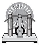 Electrostatic machine