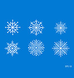 Snow, Arrow sign icon set