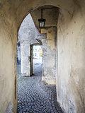 Medival archway