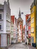Narrow street Landsberg