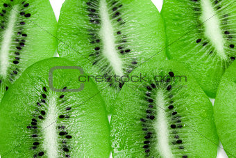 Kiwi as a texture
