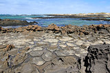 Rock formations (El cotillo - Fuerteventura - Spain)