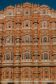 Hawa Maha (Palace of Winds) in Jaipur