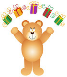 Teddy Bear Juggling Gifts