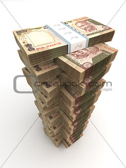 Tower of Indian Rupee