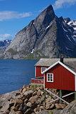 Rorbu hut