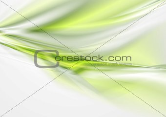 Bright glowing abstract vector design