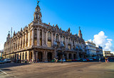 Cuba National Theater