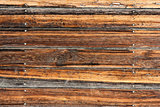 Aged wooden background