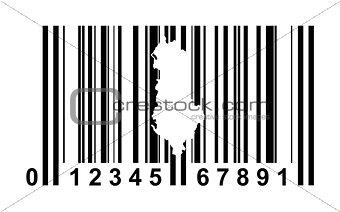 Albania bar code
