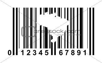 Brazil bar code