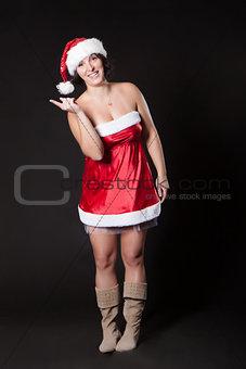 Woman Santa