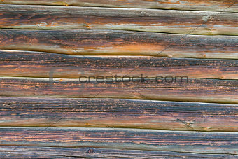 Old wooden timbers