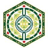 Oriental pattern-2
