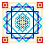 Oriental pattern-3