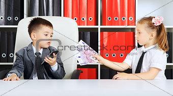 Little Businessmen