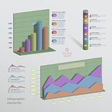 Infographic Charts Design Elements