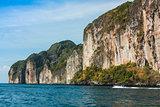 rocky island species
