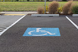 Handicapped Parking Space