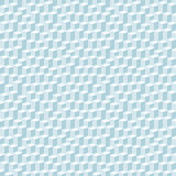 Vector seamless pattern - blue urban texture
