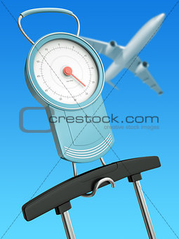 Air travel weight limits