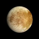 Jupitermoon Europa