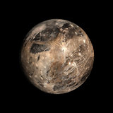 Jupitermoon Ganymede