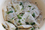 freshly dumplings