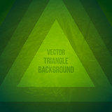 Vector Geometric Background. Hipster theme. Retro triangle template