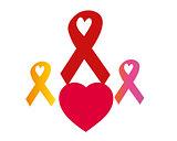 ribbons AIDS