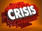 Crisis Concept.