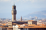 Palazzo Vecchio Florence Italy