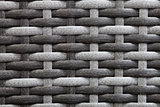 Synthetic rattan texture weaving background