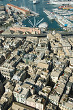 view of Genoa Italy