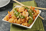 Shrim fried rice