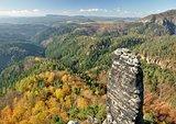 Rocks in Czech Switzerland