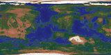 Mars Terraform Texture