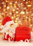 Christmas gift from Santa