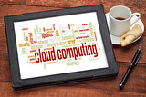 cloud computing word cloud