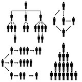 Business structure set