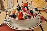 Greek coleslaw