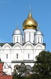 Arhangelsky Cathedral in the Moscow Kremlin
