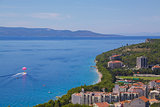 Holiday resort on Makarska Riviera
