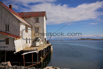 Old fishing port