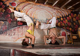 Mixed Capoeira Experts