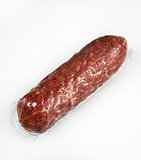 Salami  In Vacuum Package