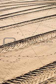 Offroad tracks