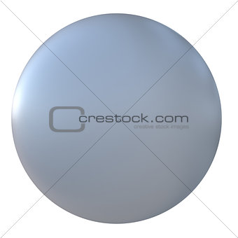 Gray metal ball