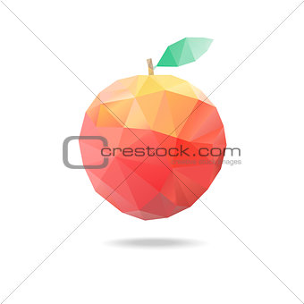 apple of triangles
